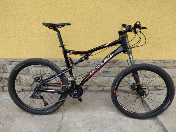 Велосипед двухподвес Cannondale RZ 120 3 Lefty Scott Trek Specialized