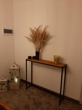 Konsola styl loft