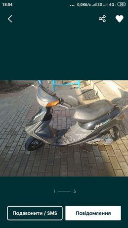 Скутер Yamaha JOG 3YJ ямаха джог 3YJ позапчастинах
