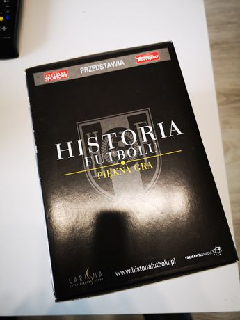 Historia Futbolu - Piękna gra - 7 szt.DVD