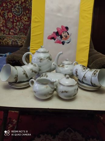 Продается чайный сервиз на 6 персон ГДР