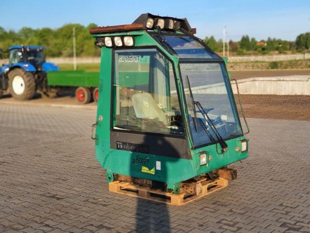 Harwester timberjack 1270 kabina kompletna forwarder