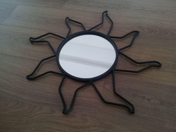 Espelho em forma de sol