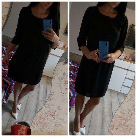 Sukienka czarna xl