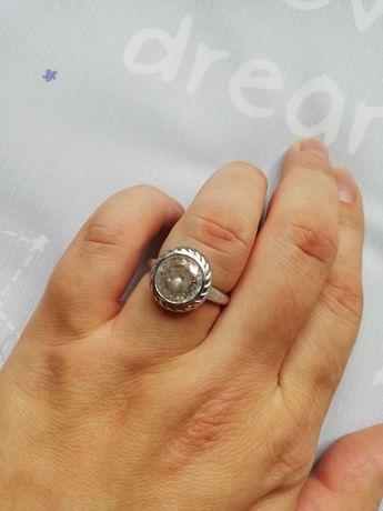 Srebrny pierścionek z cyrkonią Ti Sento Milano Nowy