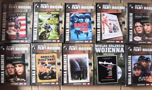 Filmy wojenne - Kolekcja