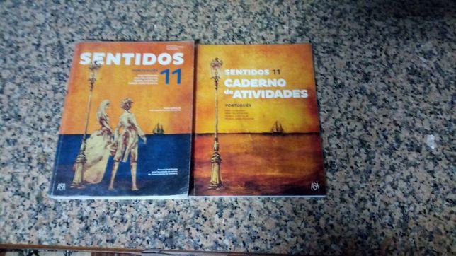 Manuais escolares Português 11 Ano