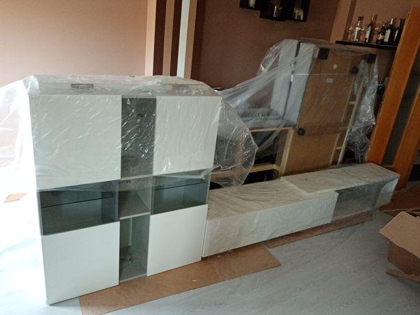Montagem de móveis