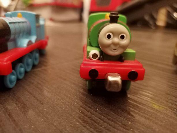Tomek i przyjaciele metalowe lokomotywy z magnesem