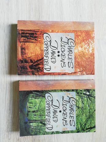 Charles Dickens Dawid Copperfield Książka