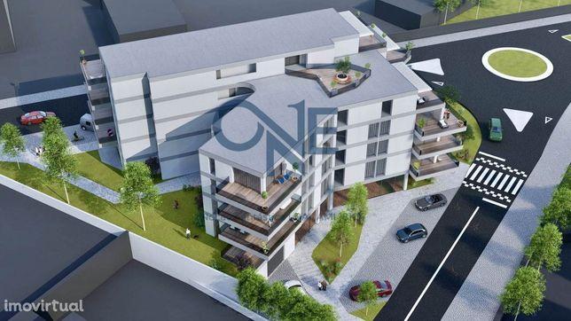 Apartamento T2 Novo em Amares, Braga