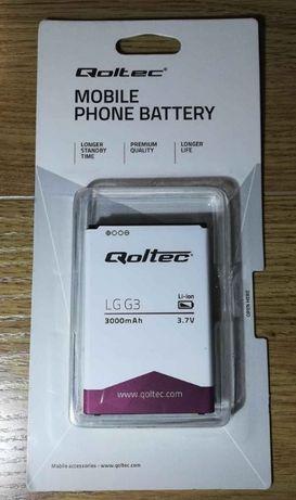 Bateria do smartfona LG G3 Qoltec