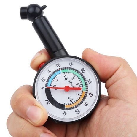 NOWY miernik ciśnienia opon tester powietrza manometr pomiar