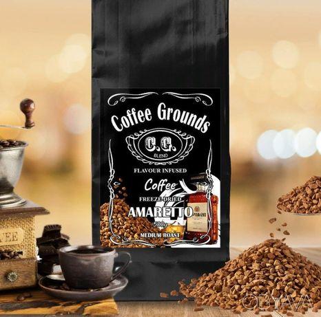 Расстворимый кофе Coffeegrounds гранулированый 500 грамм Обмен