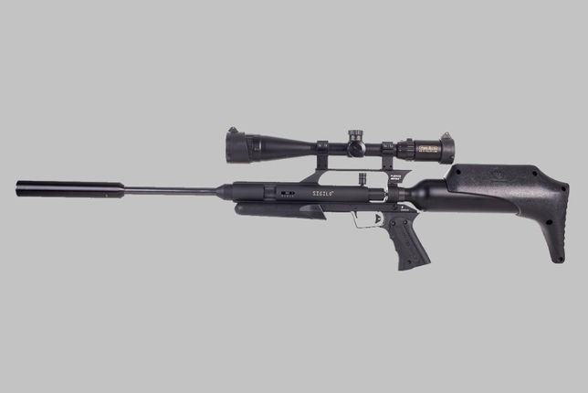136 Wiatrówka Karabin GUN POWER SIGILO z Regulacją Mocy PCP - NOWOŚĆ !