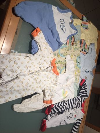 Ubranka Piżamki