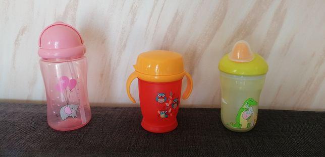 Butelki do picia dla najmłodszych