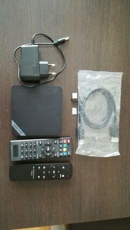 LibreElec Mini odtwarzacz kodi 17 Box tv 4K uhd 3-gratis