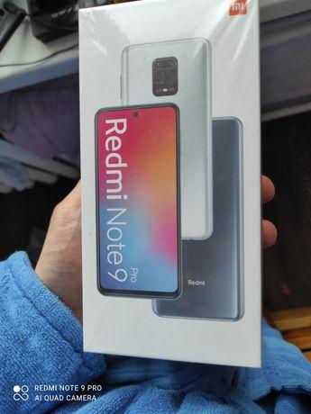 Xiaomi redmi note 9 pro green