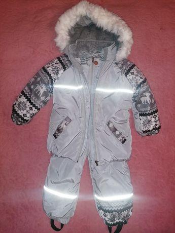 Зимовий костюм, комбінезон
