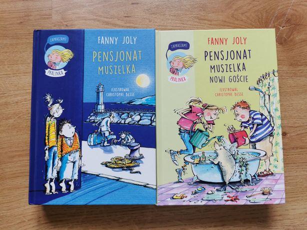 Książki Pensjonat muszelka