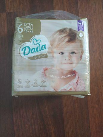 Pieluszki jednorazowe Dada Extra Care roz 6