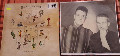 Blancmange – Mange Tout LP płyta winylowa