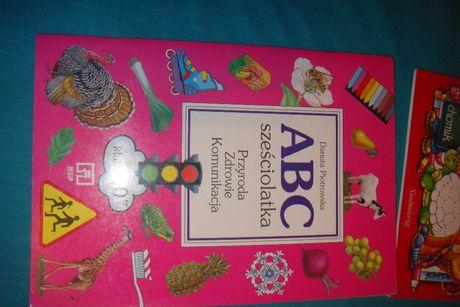 2x NOWE ABC sześciolatka podręcznik dla zerówki O zachowaniu w lesie