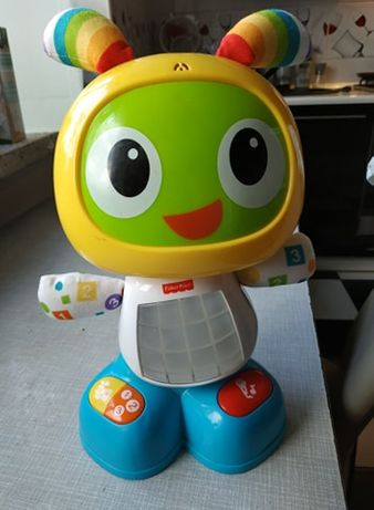 Robot puissant Fisher Price Bebo