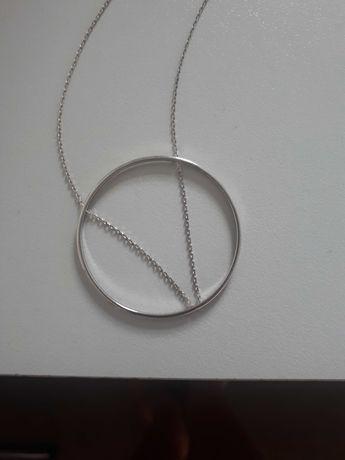 Naszyjnik srebro 925