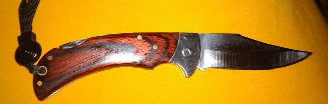 Nóż składany Myśliwski