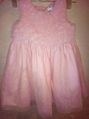 Платье нарядное Carters