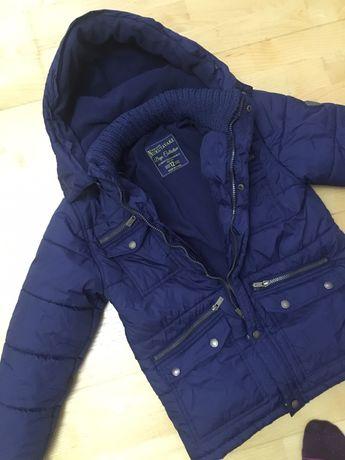 Куртка на мальчика 12лет