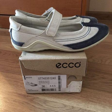 Туфлі балетки кеди ECCO р36