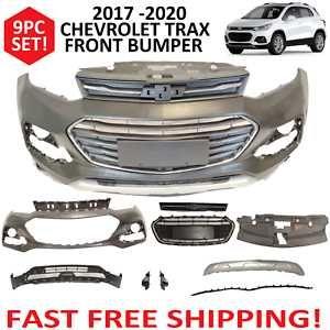 Chevrolet Trax, Tracker 17+ - Бампер, Капот, Крыло, Решетка, Молдинг