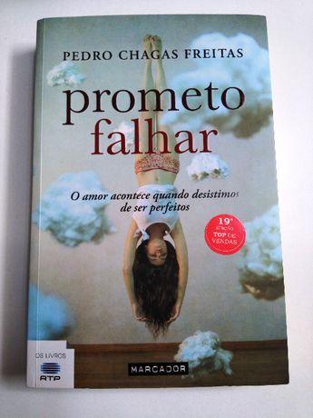 Livro, Prometo Falhar de Pedro Chagas Freitas