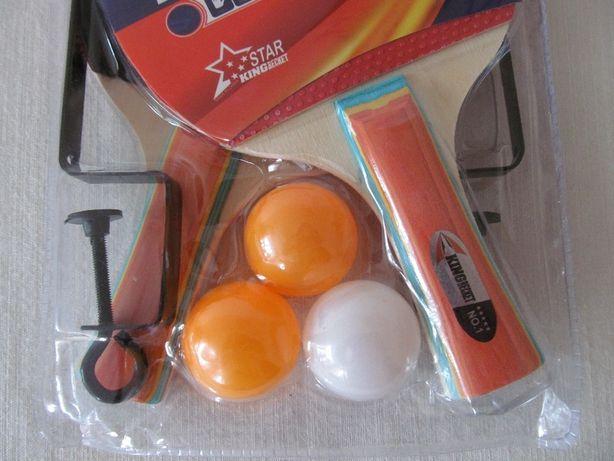 Повний набір для домашнього тенісу / Полный комплект для тениса