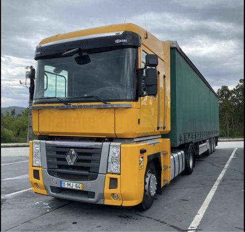 Camião Trator Renault 480 cv