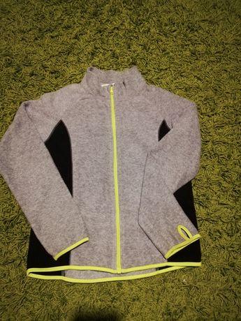 Bluza rozpinana H&M roz 134-140