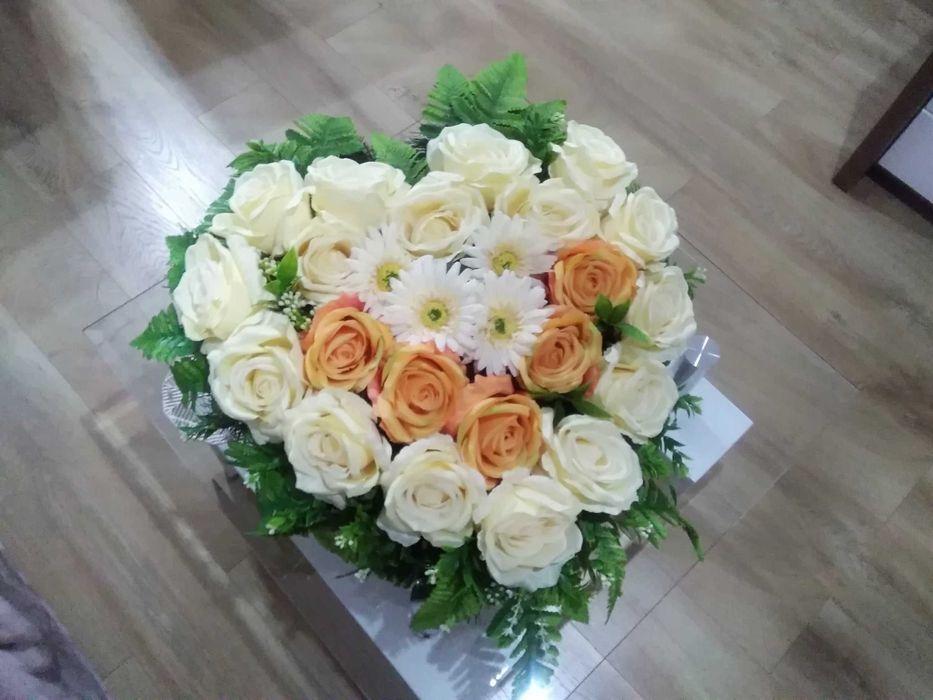Serce na grób, kwiaty na cmentarz, Dzień Babci i Dziadka Września - image 1