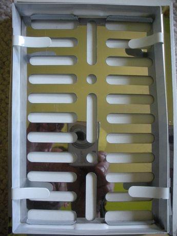Kratka wentylacyjna nierdzewna 140 x 210 mm nowa