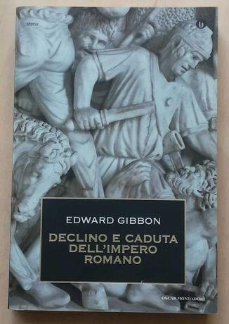 declinio e caduta dell`imperio romano, edward gibbon