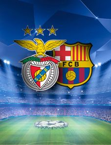 Vendo bilhetes Benfica x Barcelona e Porto x Liverpool