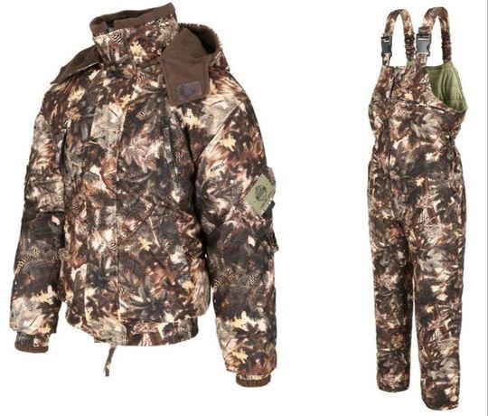 Komplet zimowy, odzież BARS Forest Kombinezon wędkarski, myśliwski