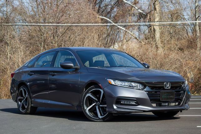 Продам 2019 Honda Accord Sport
