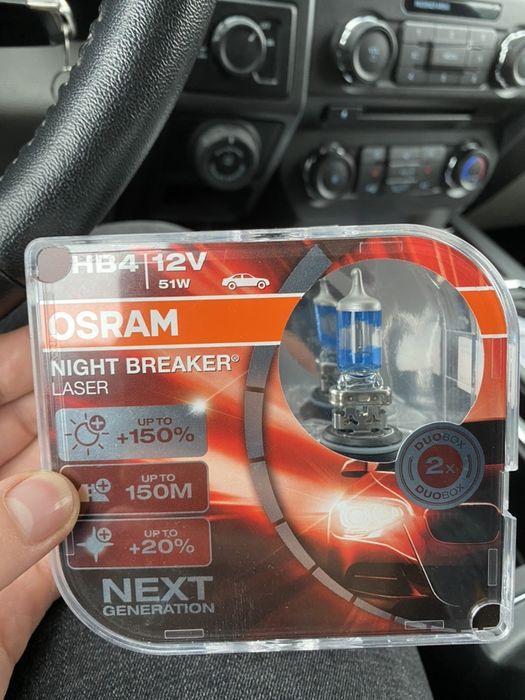 Лампы osram автомобильные hb4 12 v Алексеевка - изображение 1