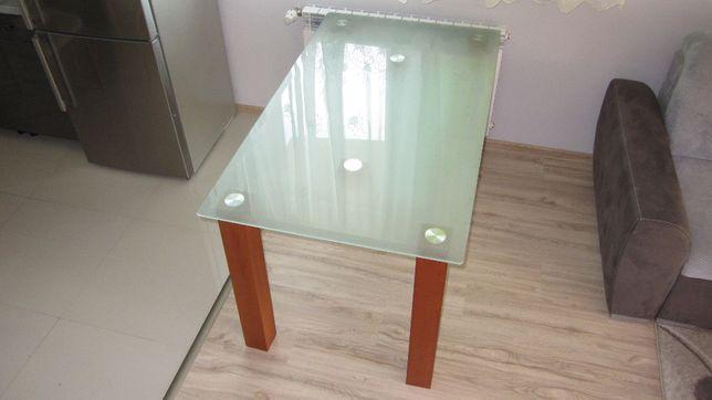 Stół szklany (bez krzeseł)