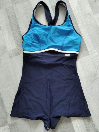 Strój kostium kąpielowy sportowy