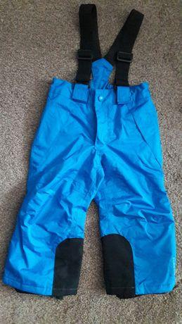 Spodnie zimowe 86-92 cm