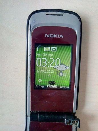 Nokia раскладушка